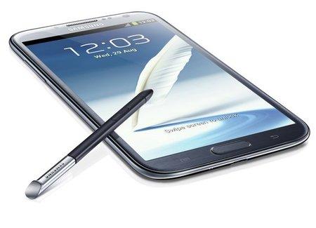 Samsung Galaxy Note II vende 3 millones de aparatos