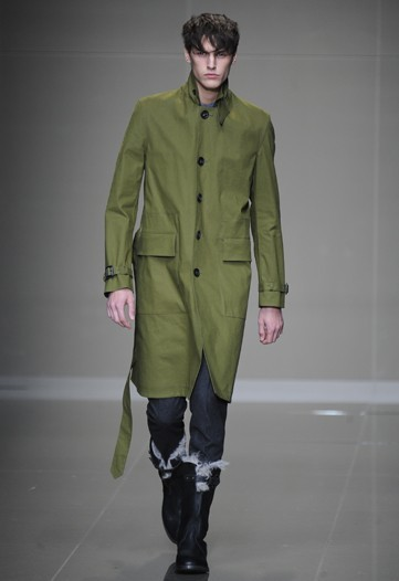 Burberry Prorsum, Otoño-Invierno 2010/2011 en la Semana de la Moda de Milán