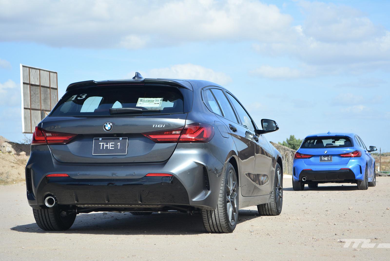 Foto de BMW 118i M Sport (lanzamiento) (8/23)