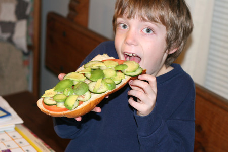 Platillo vegetariano