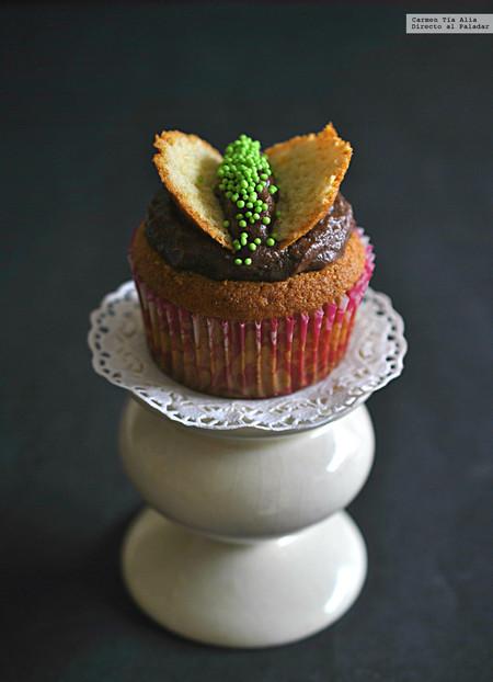 Cupcake Mariposa