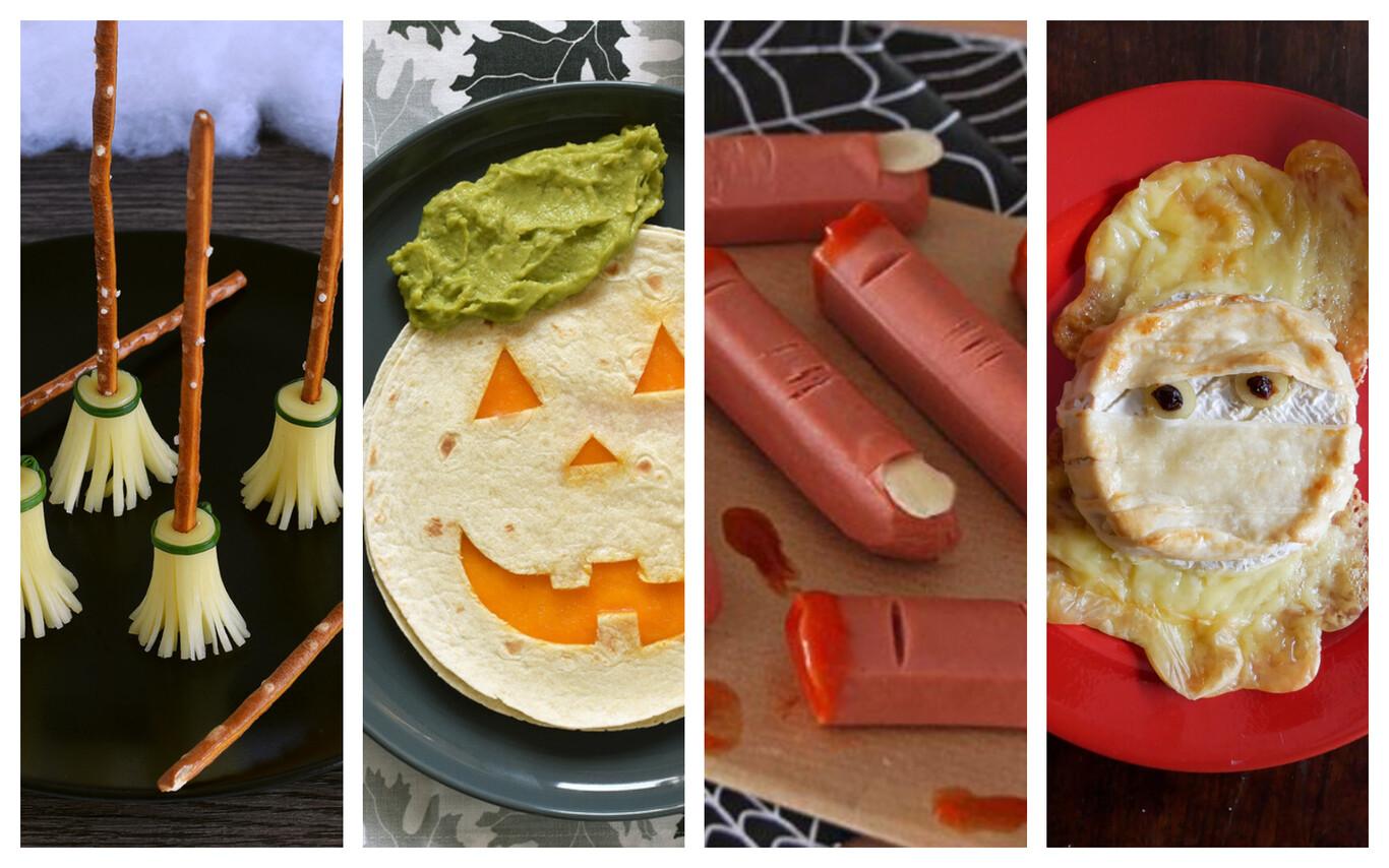 14 Recetas Fáciles Y Rápidas Para Halloween Ideales Para Hacer Con Niños