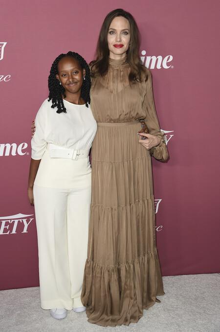 Angelina Jolie Variety