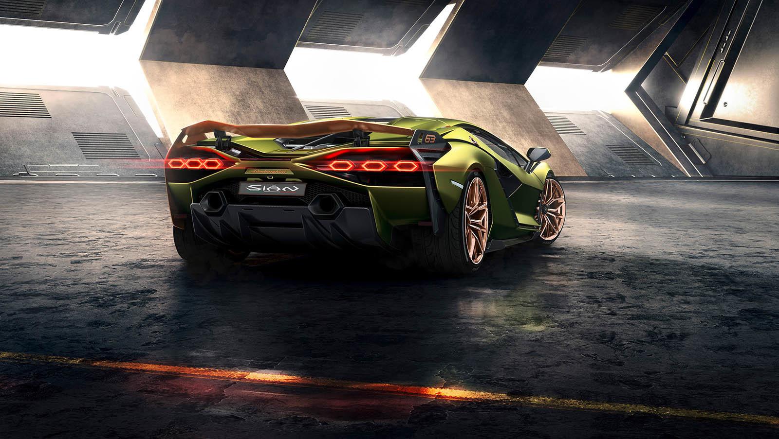 Foto de Lamborghini Siàn (5/18)