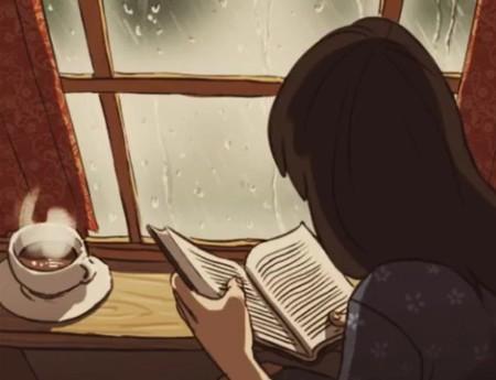 Nueve ilustraciones animadas que demuestran el gran placer que es leer
