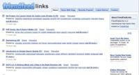 FriendFeedLinks, conoce lo que comparten los usuarios de FriendFeed