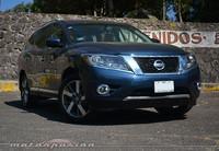 Nissan Pathfinder, prueba (parte 2)