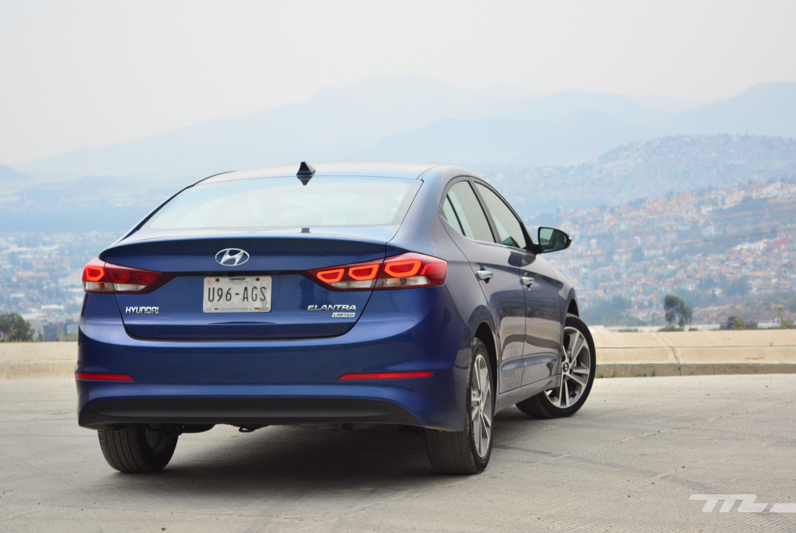 Hyundai Elantra (Prueba)