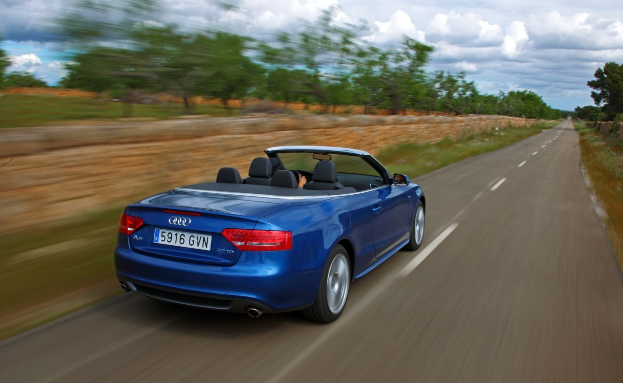 Foto de Audi A5 Cabrio (4/45)