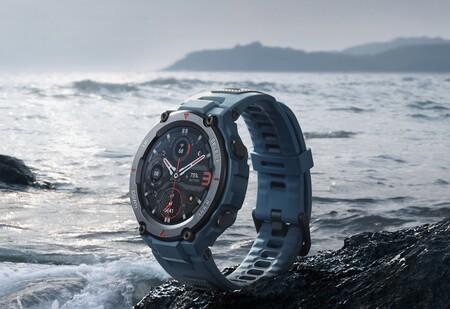 Amazfit T-Rex Pro, el smartwatch más resistente de la marca trae certificación militar y 18 días de autonomía