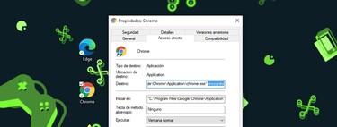 Cómo abrir Chrome, Edge o Firefox directamente en sus modos incógnitos o privados en Windows