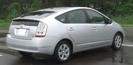 Toyota Prius de segunda generación