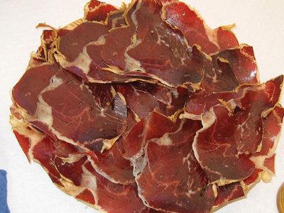 Cecina, un concentrado de proteínas para tu dieta