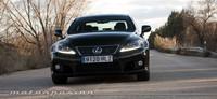 Lexus IS F, prueba (vídeo, valoración y ficha técnica)