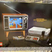 LEGO y Nintendo tienen otro as en la manga: un set que incluye una NES hecha de piezas de LEGO