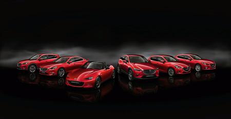 Gama Mazda diseño KODO