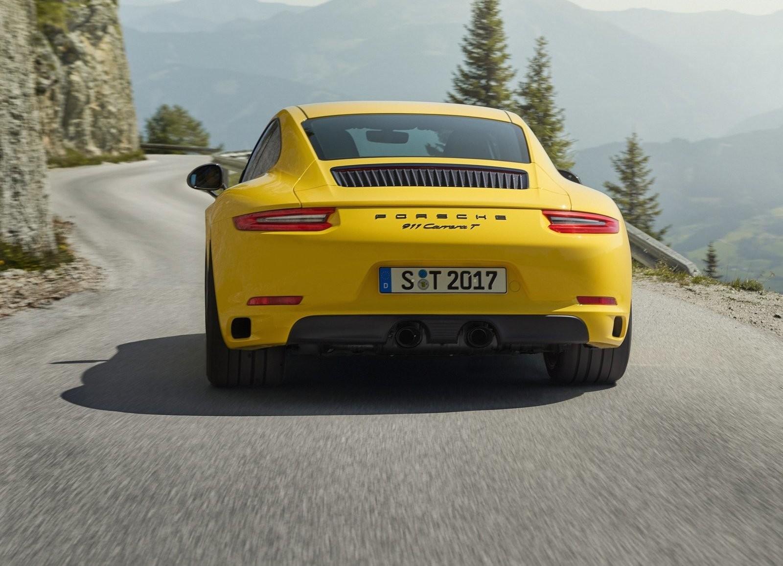 Foto de Porsche 911 Carrera T (8/13)