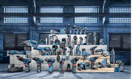 Focos, amoladoras, sierras o sopladores Bosch Professional rebajados en Amazon hasta un 30%