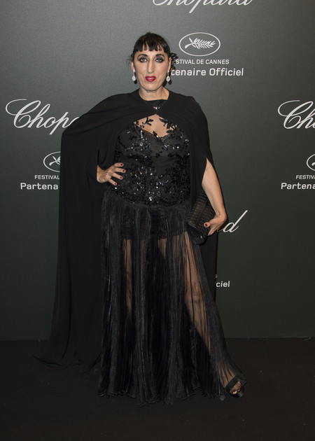 Fiesta Chopard Cannes Looks Celebrity 2017 7