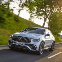 La familia Mercedes-AMG GLC con hasta 510 CV ya está disponible: desde 78.075 euros para el renovado SUV de AMG