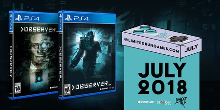 Limited Run Games Observer