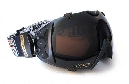 Zeal Transcend GPS Goggles, gafas para esquiar con indicadores GPS en tiempo real