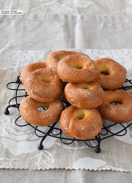 Rollicos de naranja al horno: receta con sabor a infancia