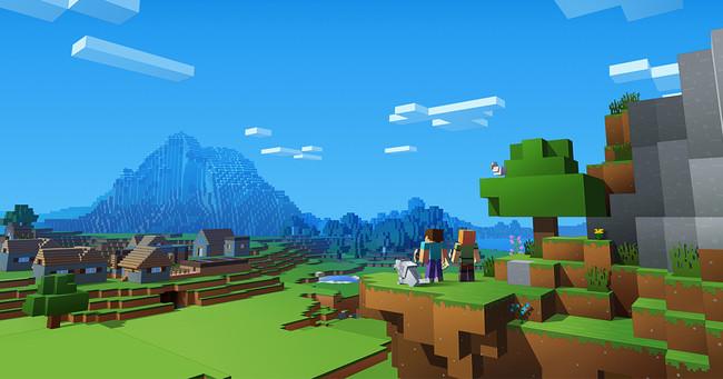 Parte del código fuente de Minecraft ahora es open source