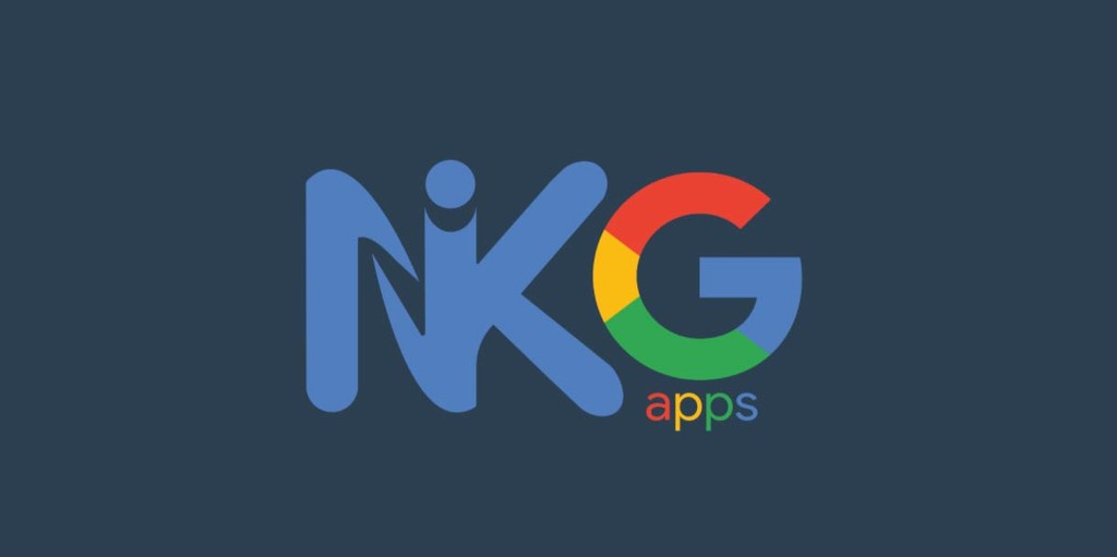 NikGApps, the Google Apps alternatives that allow you to customize the applications to install