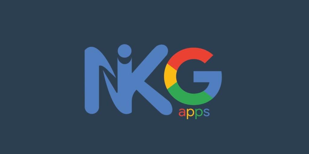 NikGApps, die Google Apps-alternativen, die sie anpassen können anwendungen installieren