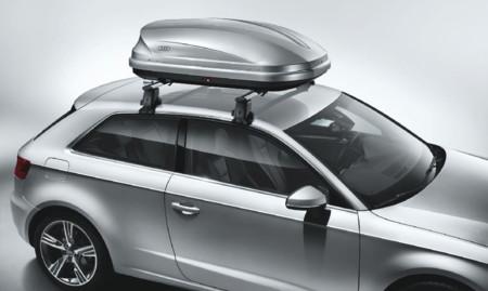 Soluciones para llevar todo ese equipaje que no te cabe en el coche - Cofre techo coche ...