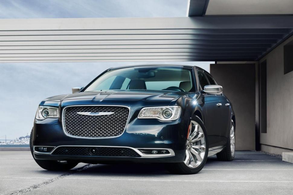 Foto de Chrysler 300 2015 (2/35)