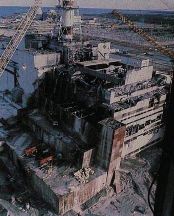 Chernóbil: contaminación radiactiva durante más de 300.000 años