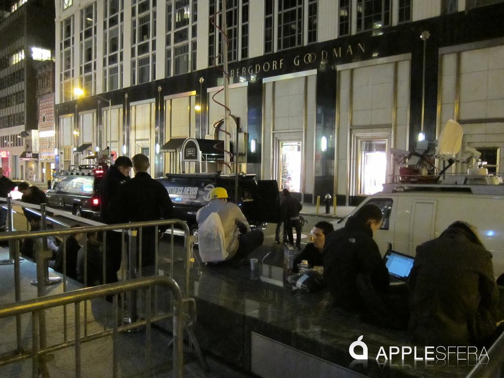 Foto de Especial lanzamiento iPad desde Nueva York (4/5)