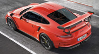Porsche 911 GT3 RS 2015: primeros detalles