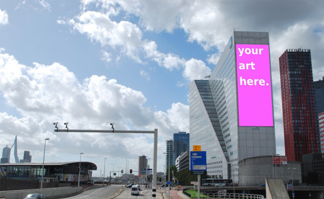 The Artvertiser
