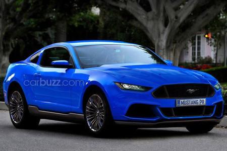 Ford Mustang: ¿filtrada la nueva generación?
