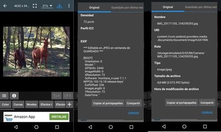 Mirar Exif Android App7