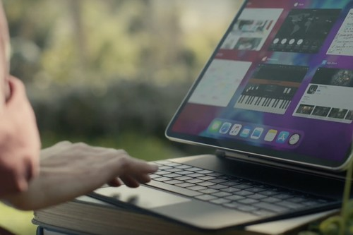 Nuevo iPad Pro con Magic Keyboard y MacBook Air: todos los detalles