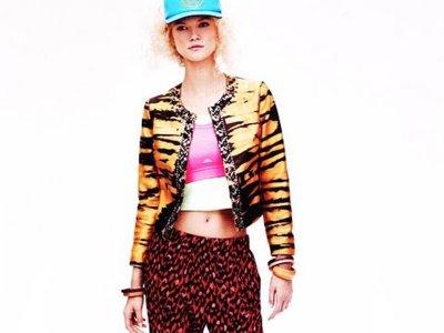 Clase maestra de estilismo por H&M ( y Kasia Struss) y las nuevas propuestas de su revista