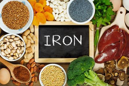 Nueve Alimentos Aptos Para Vegetarianos Con Más Hierro Que La Carne
