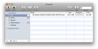 uTorrent para Mac, primera versión filtrada