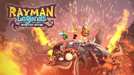 La eShop de Nintendo Switch fija el lanzamiento de Rayman Legends para el 12 de septiembre