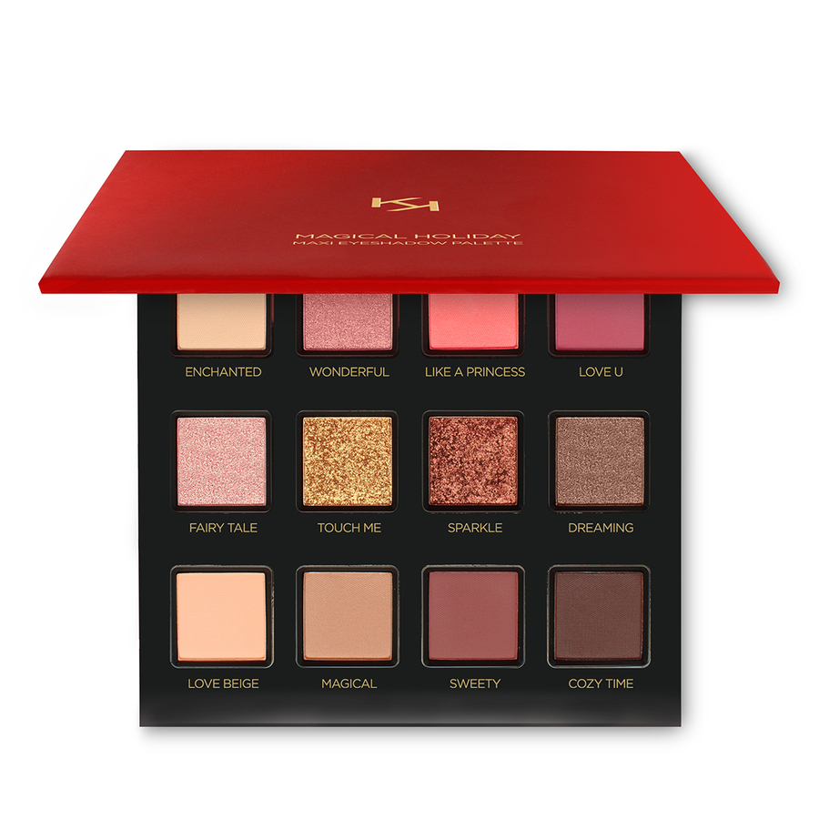 MAGICAL HOLIDAY MAXI EYESHADOW PALETTE