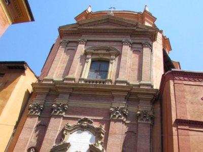 Arte y más arte en el Oratorio de Santa Maria della Vita en Bolonia