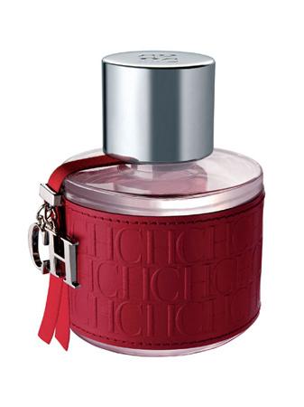 perfume carolina herrera bote rojo