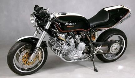 Ducati CBX, Honda CBX customizada