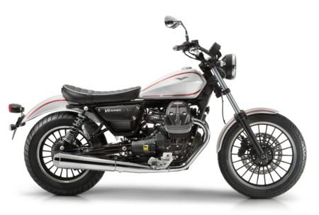 Moto Guzzi V9 Roamer Latdx Bianco