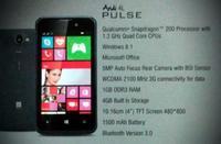 iBall Andi 4L PULSE, un nuevo Windows Phone de gama baja para India