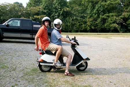 Usuarios de Scooter